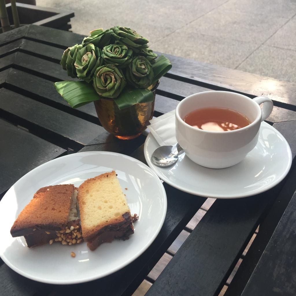 Afternoon Tea & Snacks